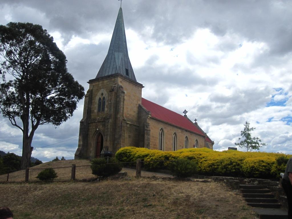 Oldest church in Australia
