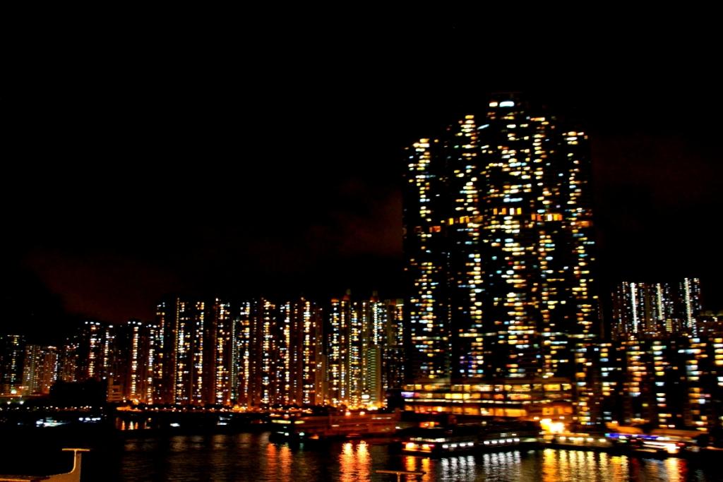 hongkong at night 4