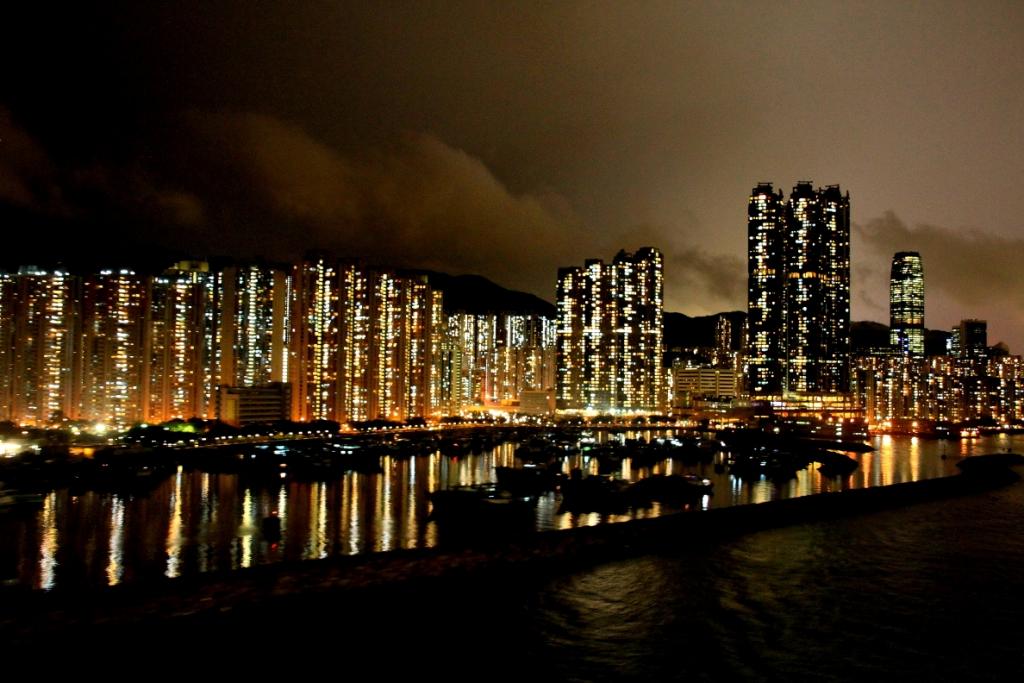 hongkong at night 5