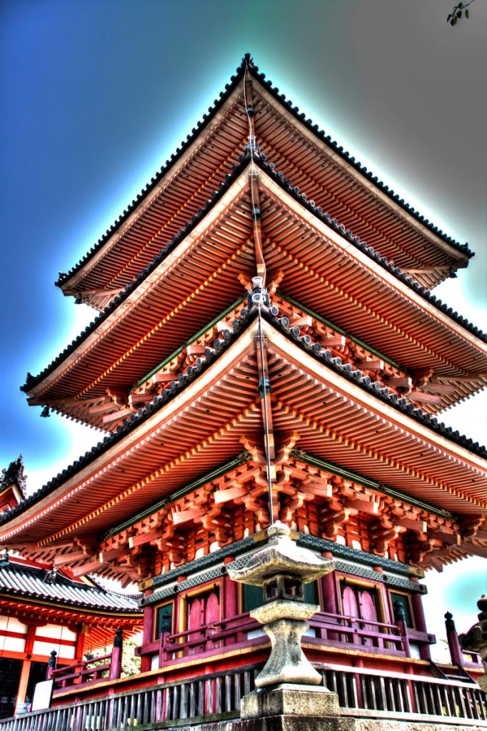 Kiyomizu temple 1