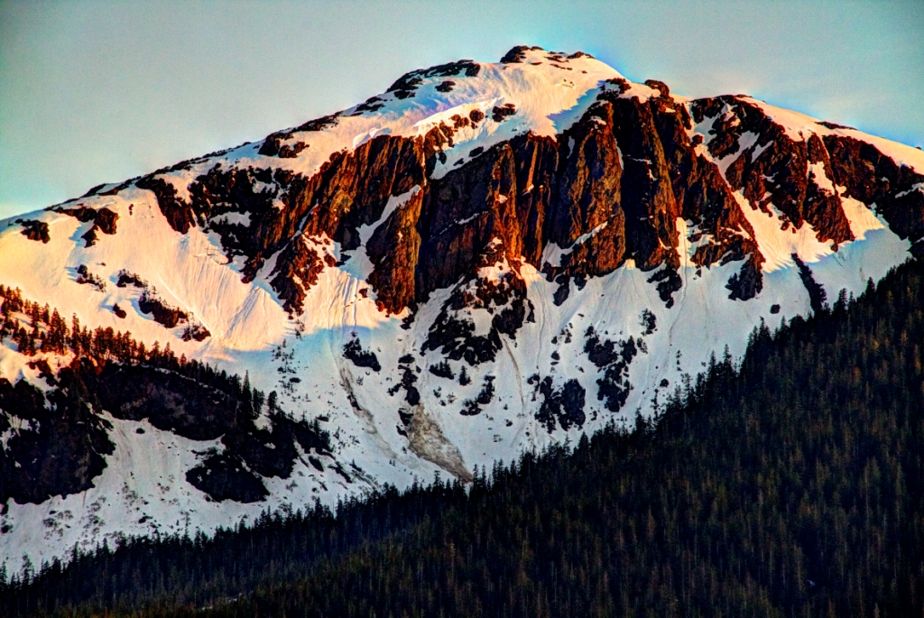 Alaskan sunrise 1