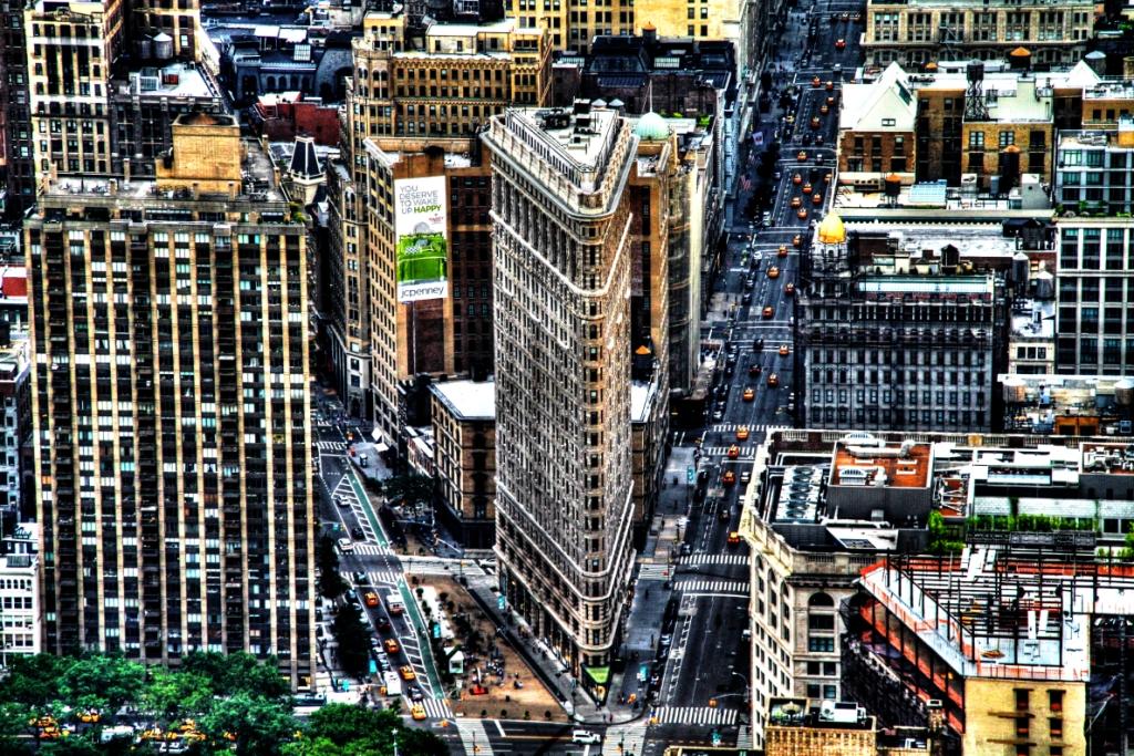 rad building