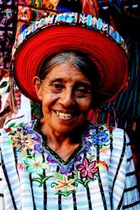 San Atitlan lady