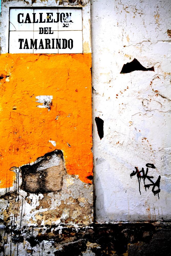 Callejon Del Tamarindo
