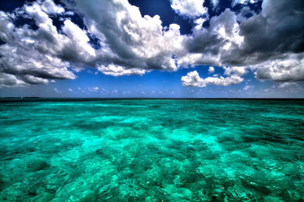 Carib water