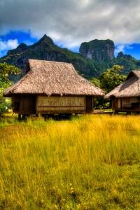 Bora Bora hut1