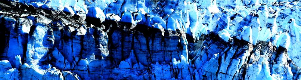 Marjory Glacier Wall, Glacier Bay