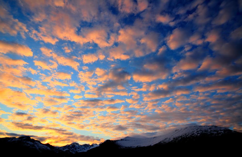 Whittier Sunset