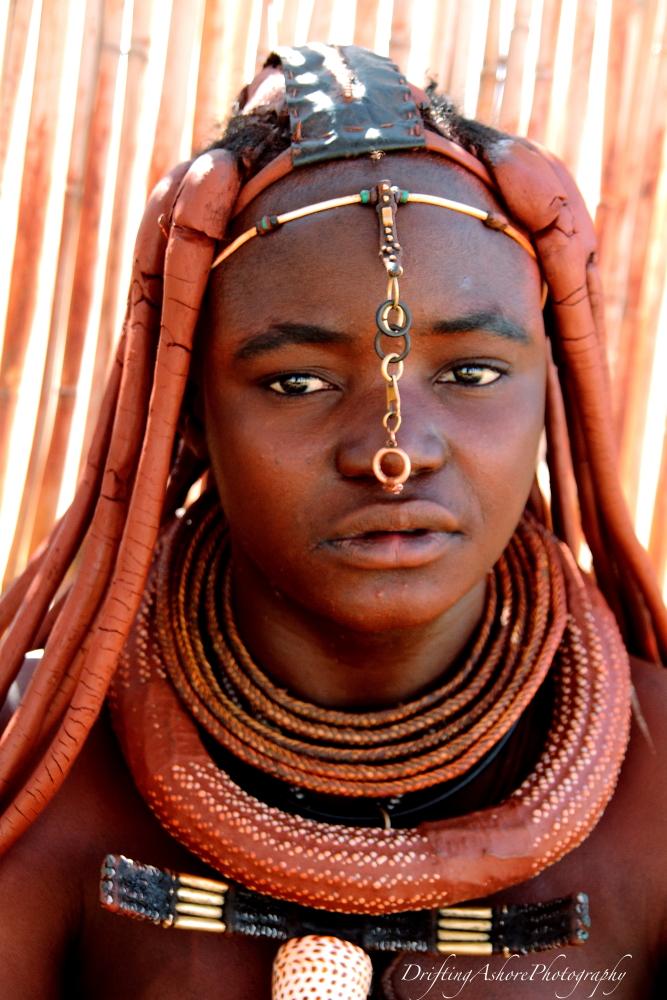 himba girl2