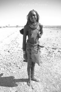 himba girl3